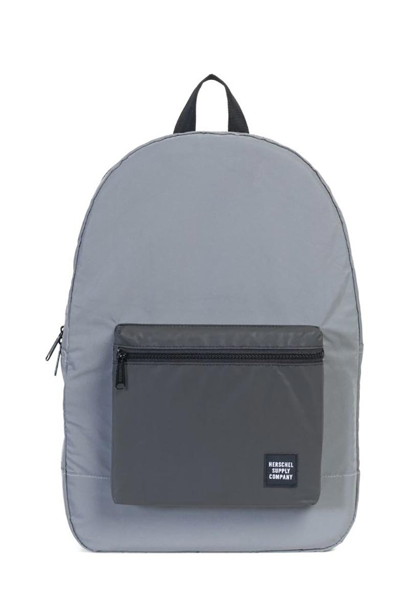 Herschel Supply Co. Daypack backpack silver reflective/black reflective