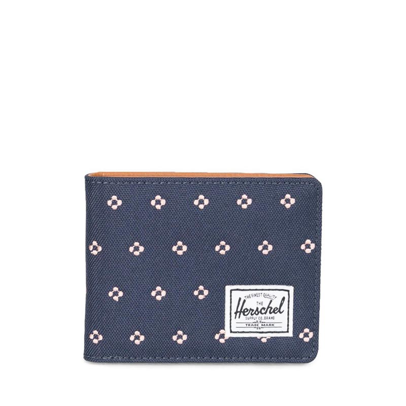 Herschel Supply Co. Hank wallet peacoat embroidery