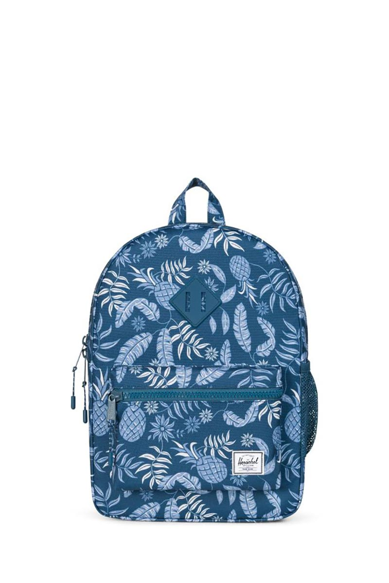 Herschel Supply Co. Heritage Youth backpack aloha majolica blue rubber