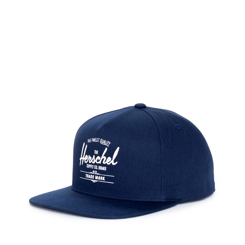 Herschel Supply Co. Whaler Cap navy