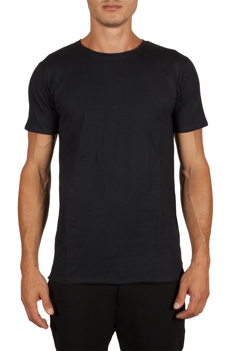 Anerkjendt Canyon t-shirt μαύρο