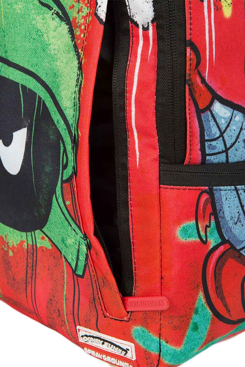 Sprayground Looney Tunes Marvin Propaganda backpack