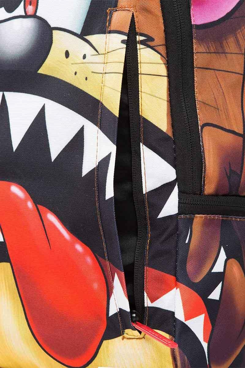 Sprayground Looney Tunes Taz shark backpack