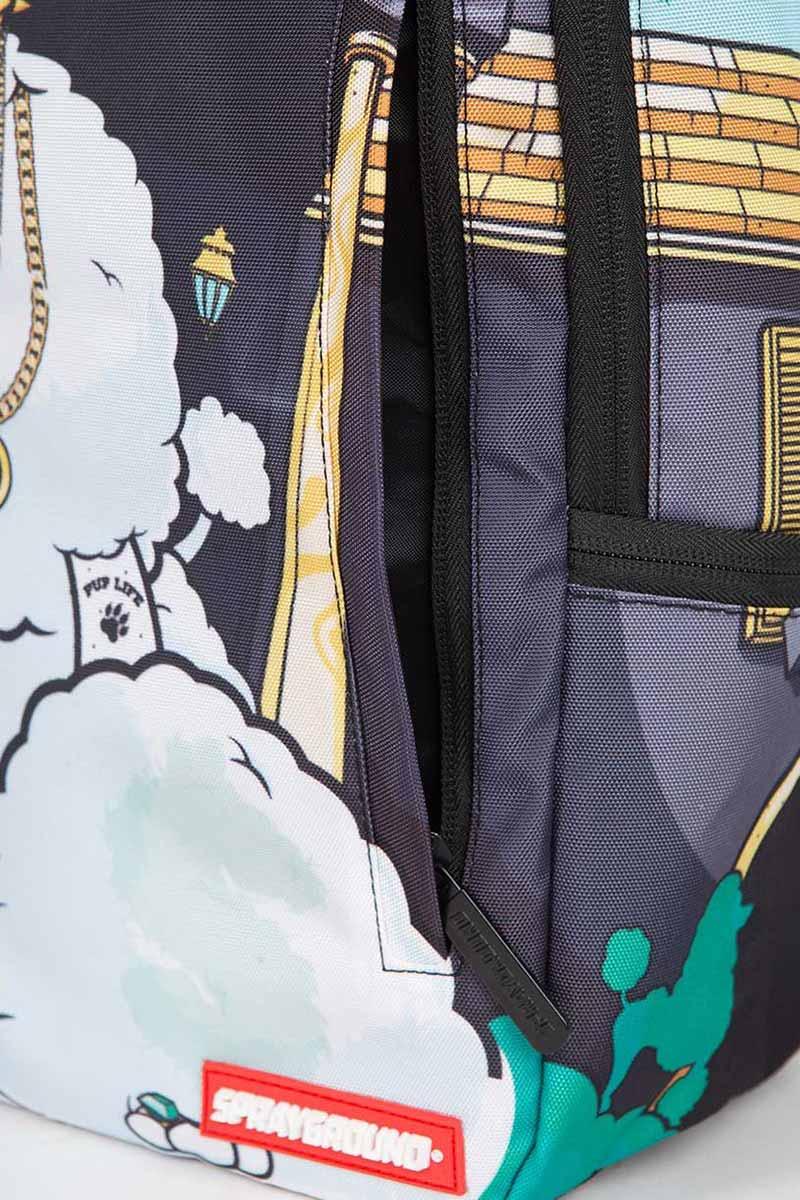 Sprayground Poodle life backpack