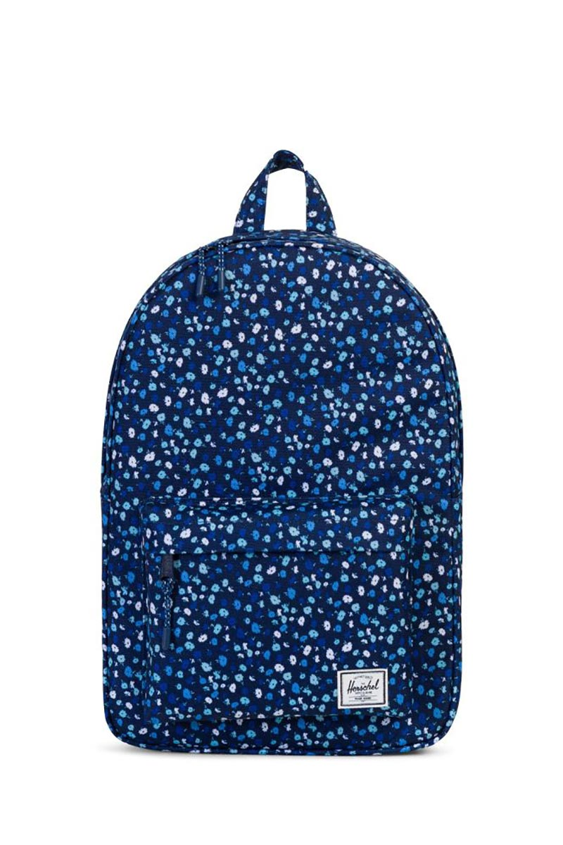 Herschel Supply Co. Classic mid volume backpack peacoat/mini floral