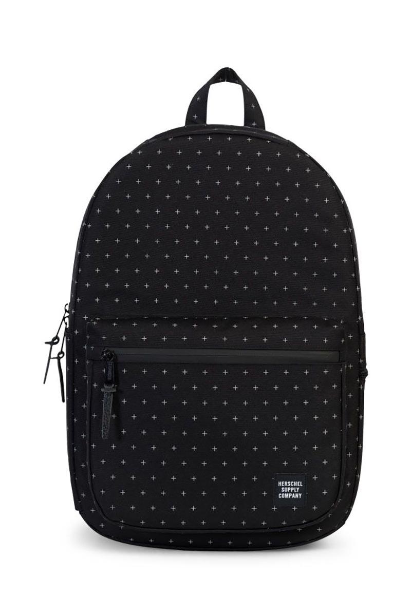 Herschel Supply Co. Harrison backpack black gridlock
