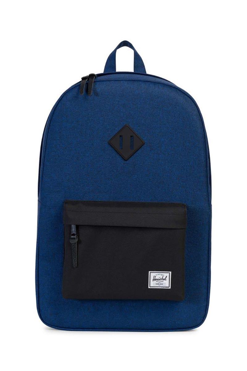 Herschel Supply Co. Heritage backpack eclipse crosshatch/black