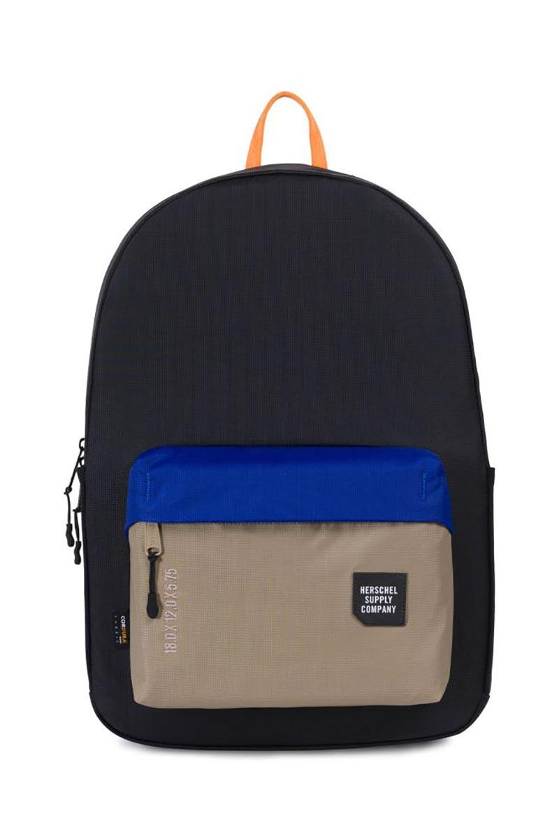 Herschel Supply Co. Rundle Trail backpack black/brindle/surf the web - 10298-01628-os