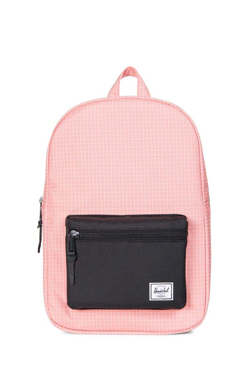 Herschel Supply Co. Settlement mid volume backpack strawberry ice grid τσαντεσ   σακίδια πλάτης