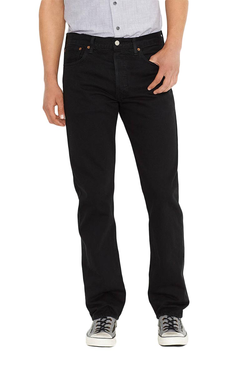 Ανδρικό LEVI'S 501® original fit Jeans black