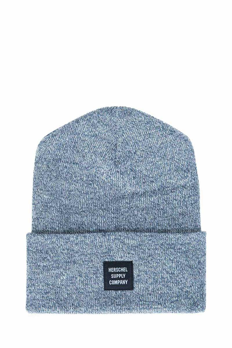 Herschel Supply Co. Abbott beanie heathered grey
