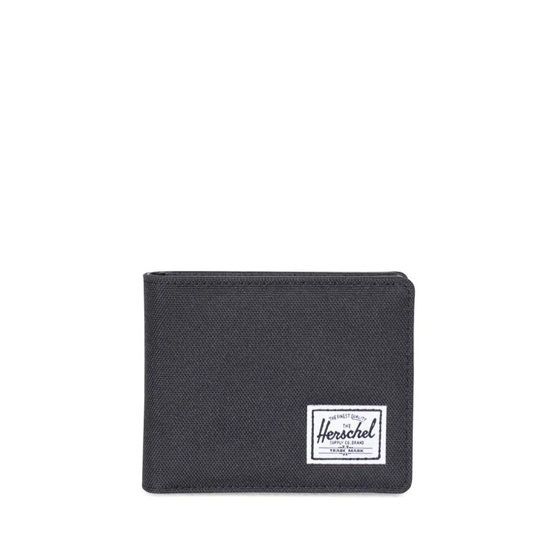 Herschel Supply Co. Hank coin RFID wallet black