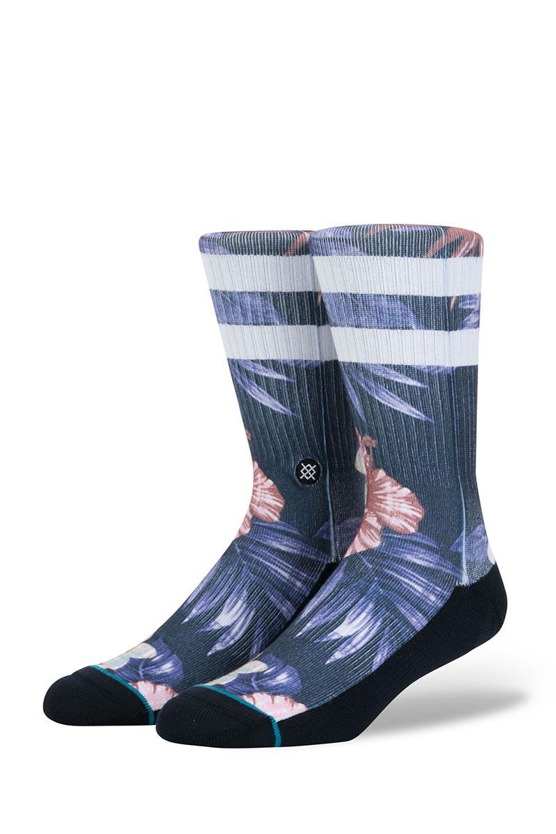 Stance Lounge bird ανδρικές κάλτσες navy