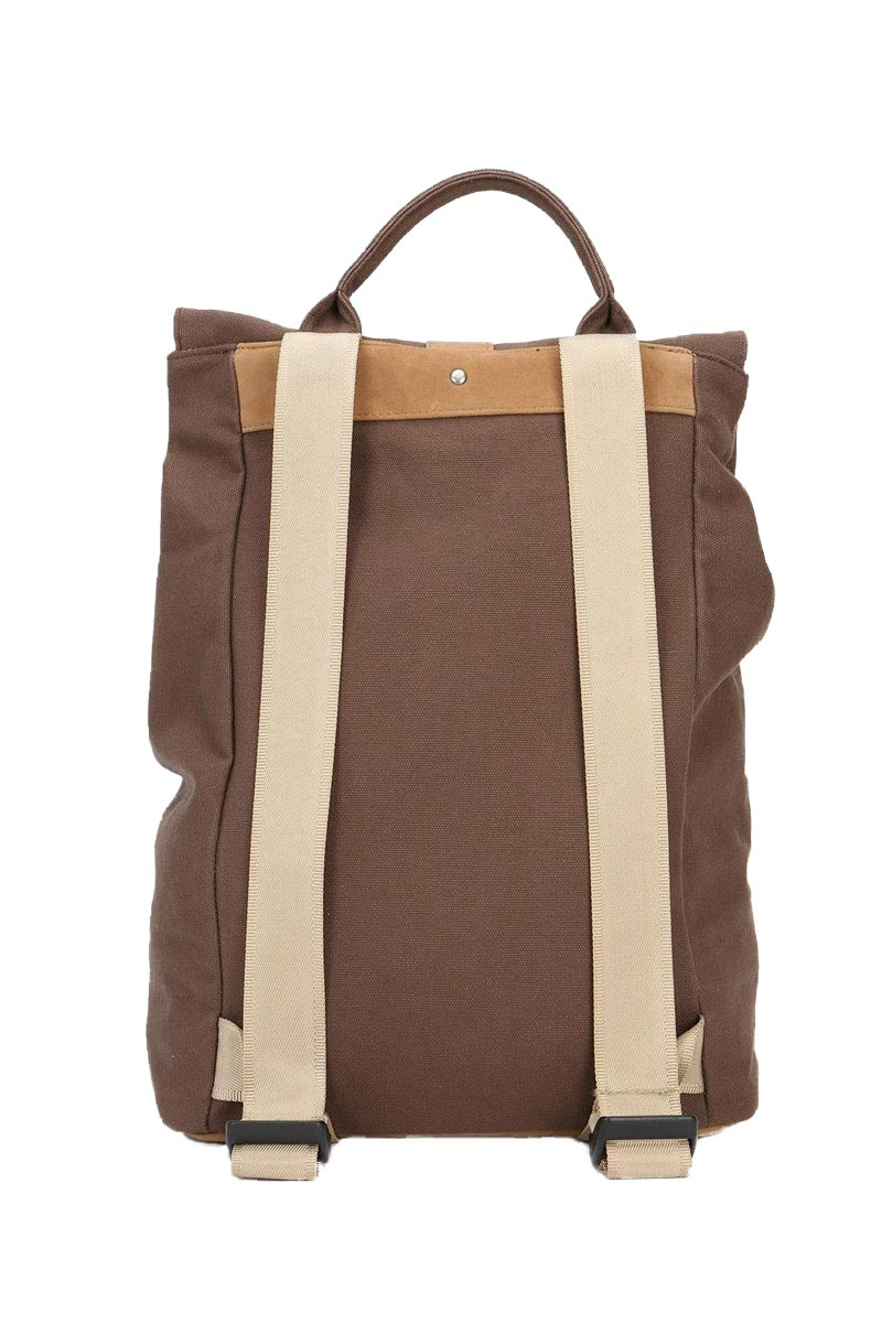 Mi-Pac Day pack canvas dark brown