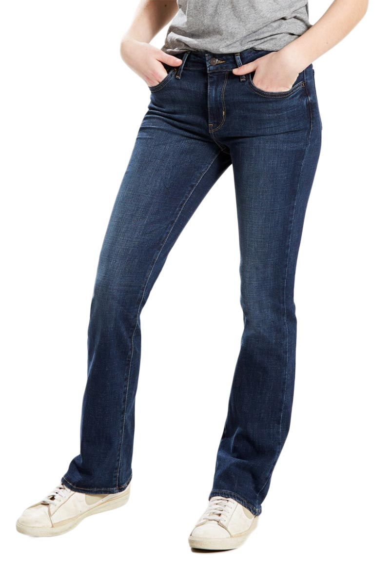 Γυναικείο LEVI'S® 715 bootcut jeans heart of glass - 18885-0044