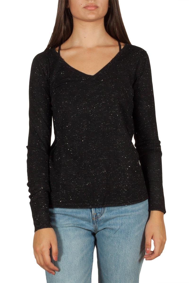LTB Ginoke γυναικείο πουλόβερ μαύρο