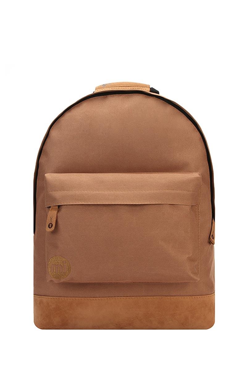 Mi-Pac Classic backpack mocha