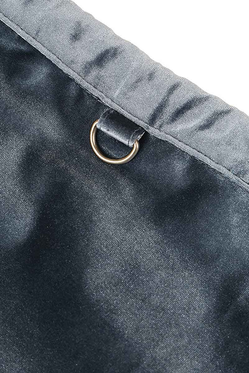 Mi-Pac Kit bag velvet petrol blue