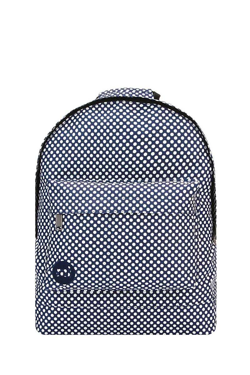 Mi-Pac Microdot backpack navy