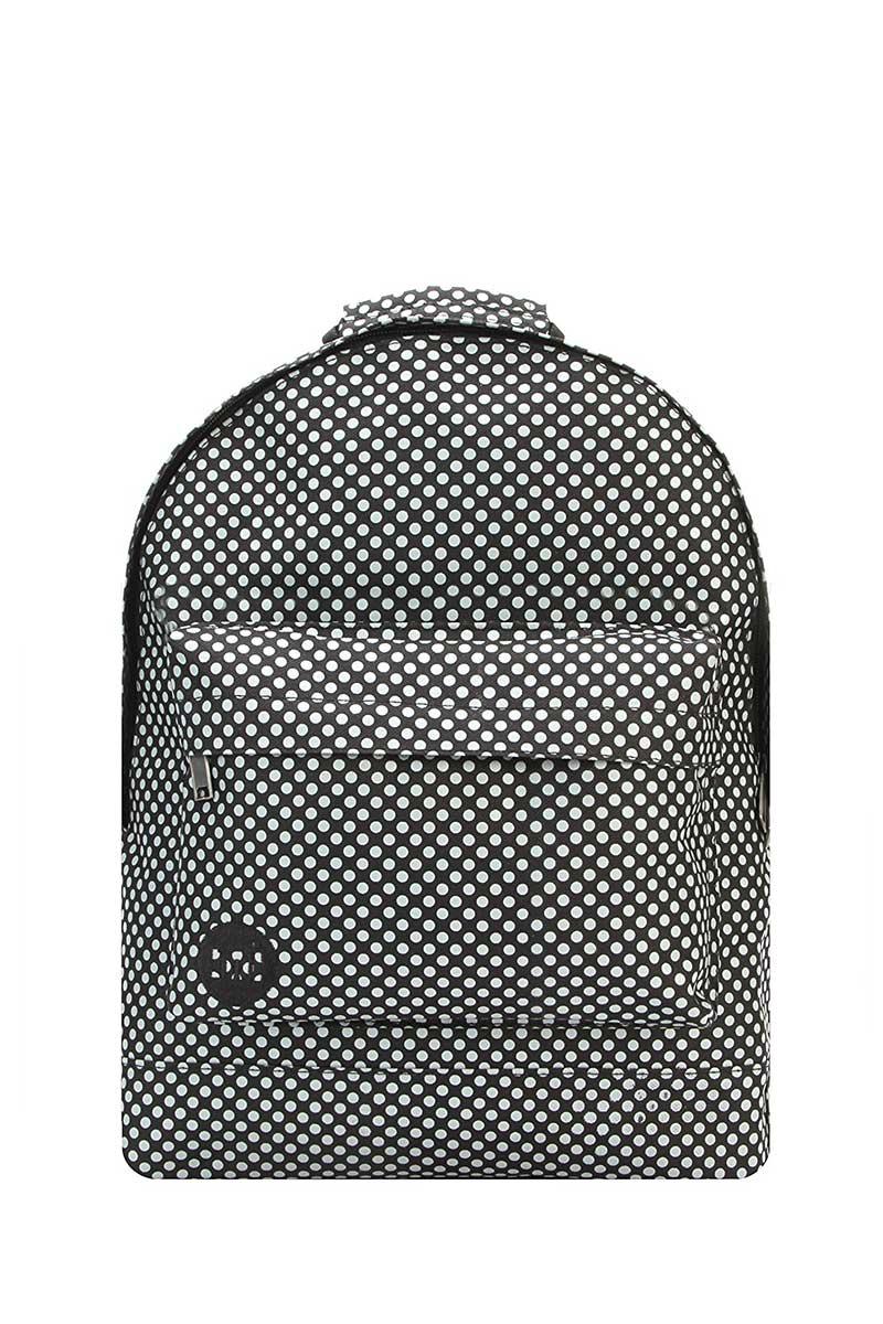 Mi-Pac Microdot backpack black/grey