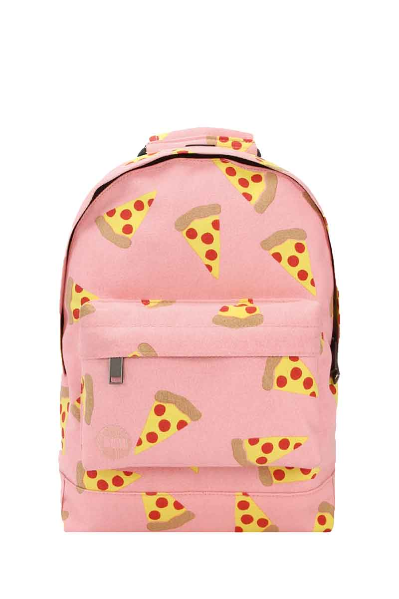 7e0ae060e8 Mi-Pac Premium backpack pizza pink