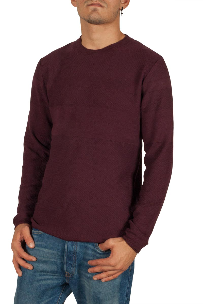 Minimum Banbury πουλόβερ μπορντό