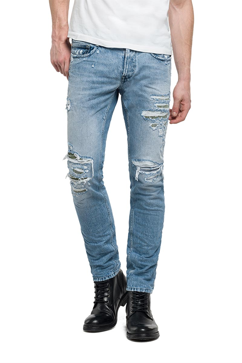 Replay Maestro Thyber slim-fit jeans - ma964a-000-36c136r-009