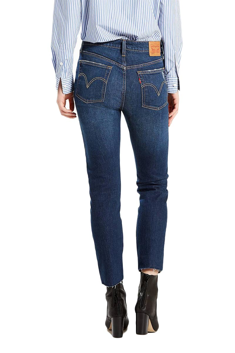 Γυναικείο LEVI'S 501® stretch skinny Jeans song for forever