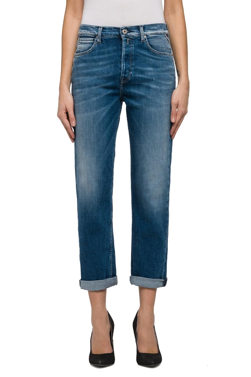 Replay Marillard cuffed jeans - wa650-000-21a-155-007
