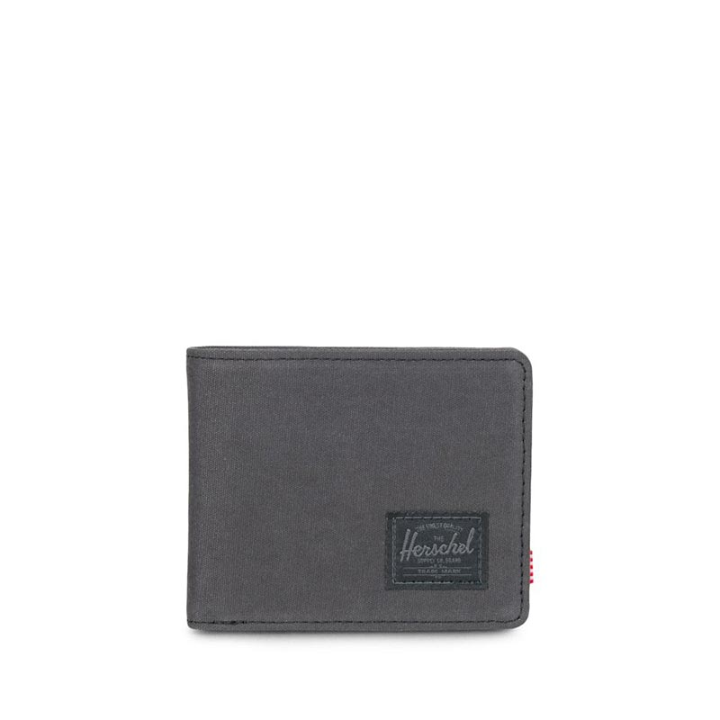 Herschel Supply Co. Hank RFID wallet black canvas