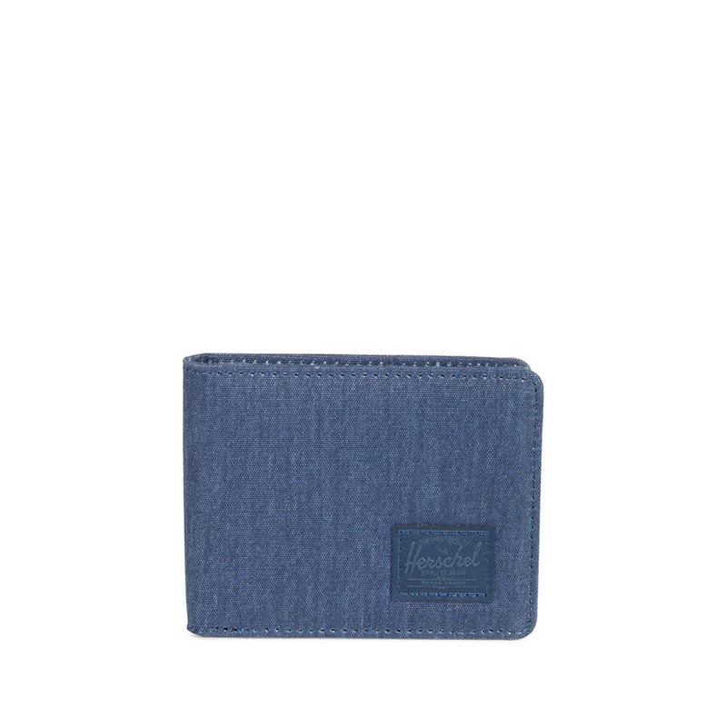 Herschel Supply Co. Hank RFID wallet peacoat canvas