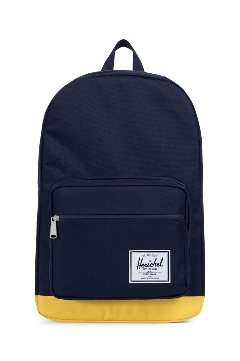 Herschel Supply Co. Pop Quiz backpack peacoat/cyber yellow