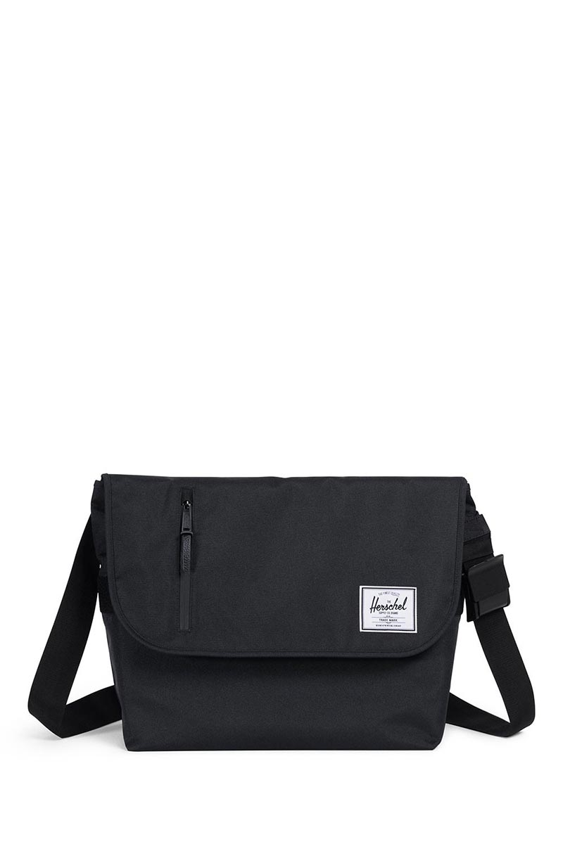 Herschel Supply Co. Odell messenger bag black