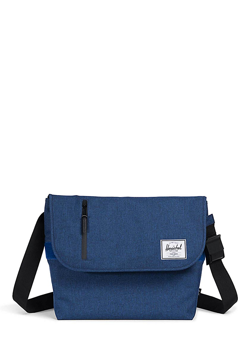 Herschel Supply Co. Odell messenger bag eclipse crosshatch