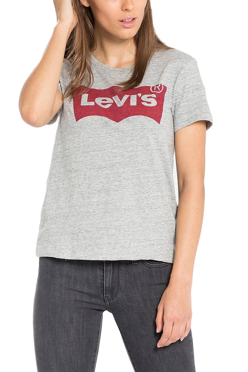 Γυναικείο LEVI'S® the perfect graphic t-shirt smokestack