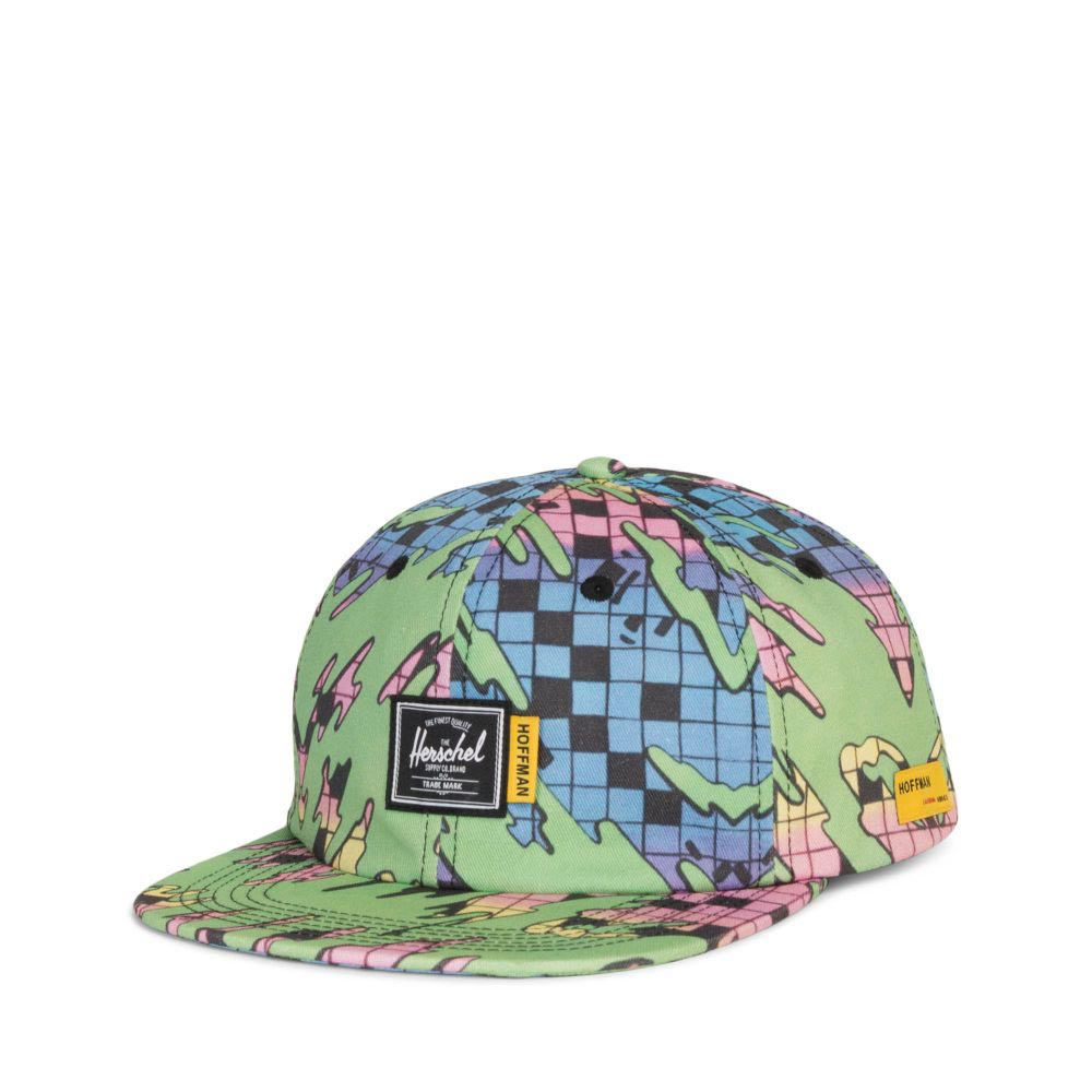 Herschel Supply Co. Albert Hoffman cap check/surf