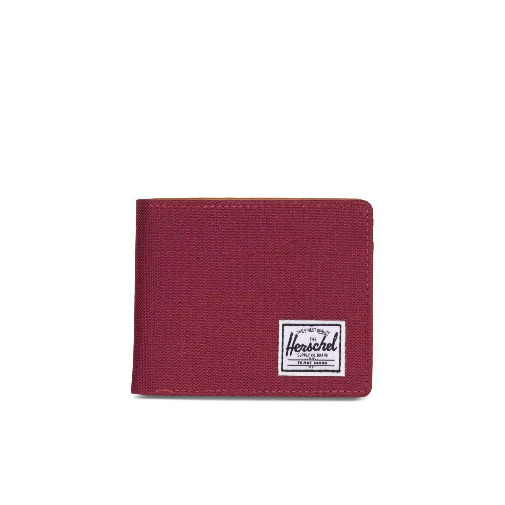 Herschel Supply Co. Hank RFID wallet windsor wine