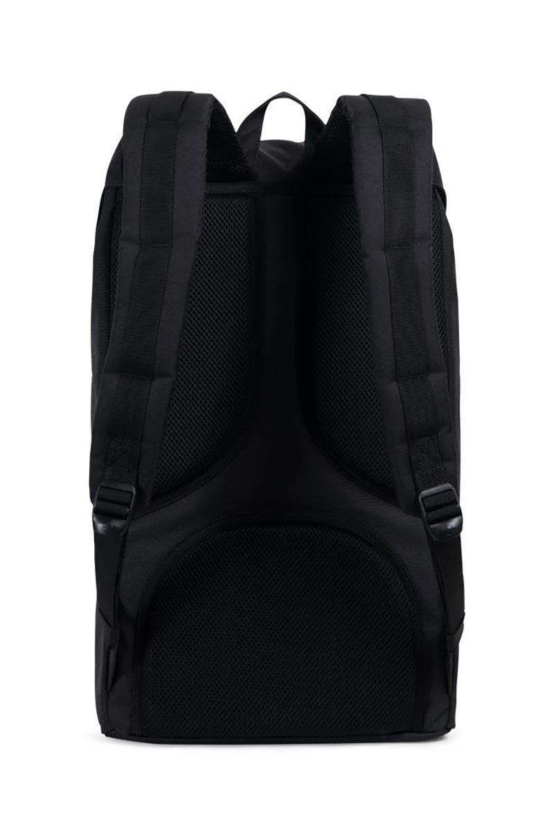 0a664ecae3 ... Herschel Supply Co. Little America Offset backpack black blueprint white