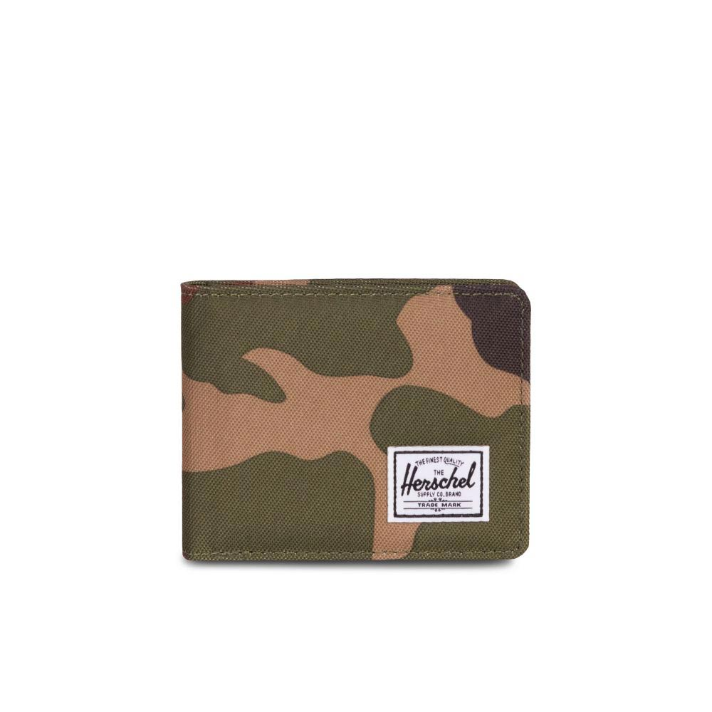 Herschel Supply Co. Roy coin wallet woodland camo/RFID