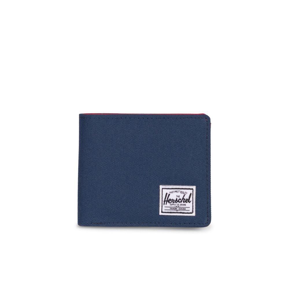 Herschel Supply Co. Roy coin wallet XL navy/red/RFID - 10404-00018-os