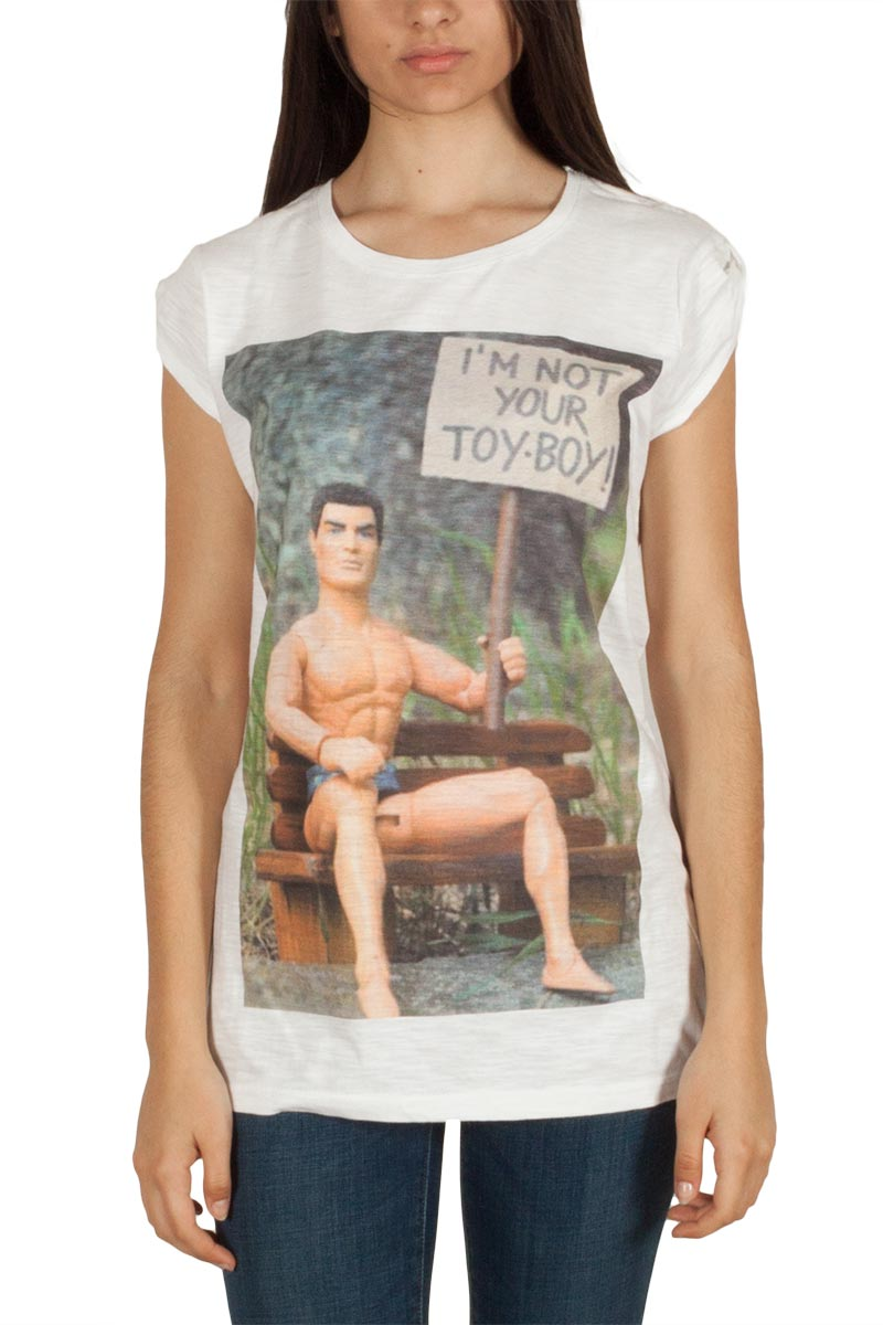 "Bflak γυναικείο t-shirt ""toy-boy"""