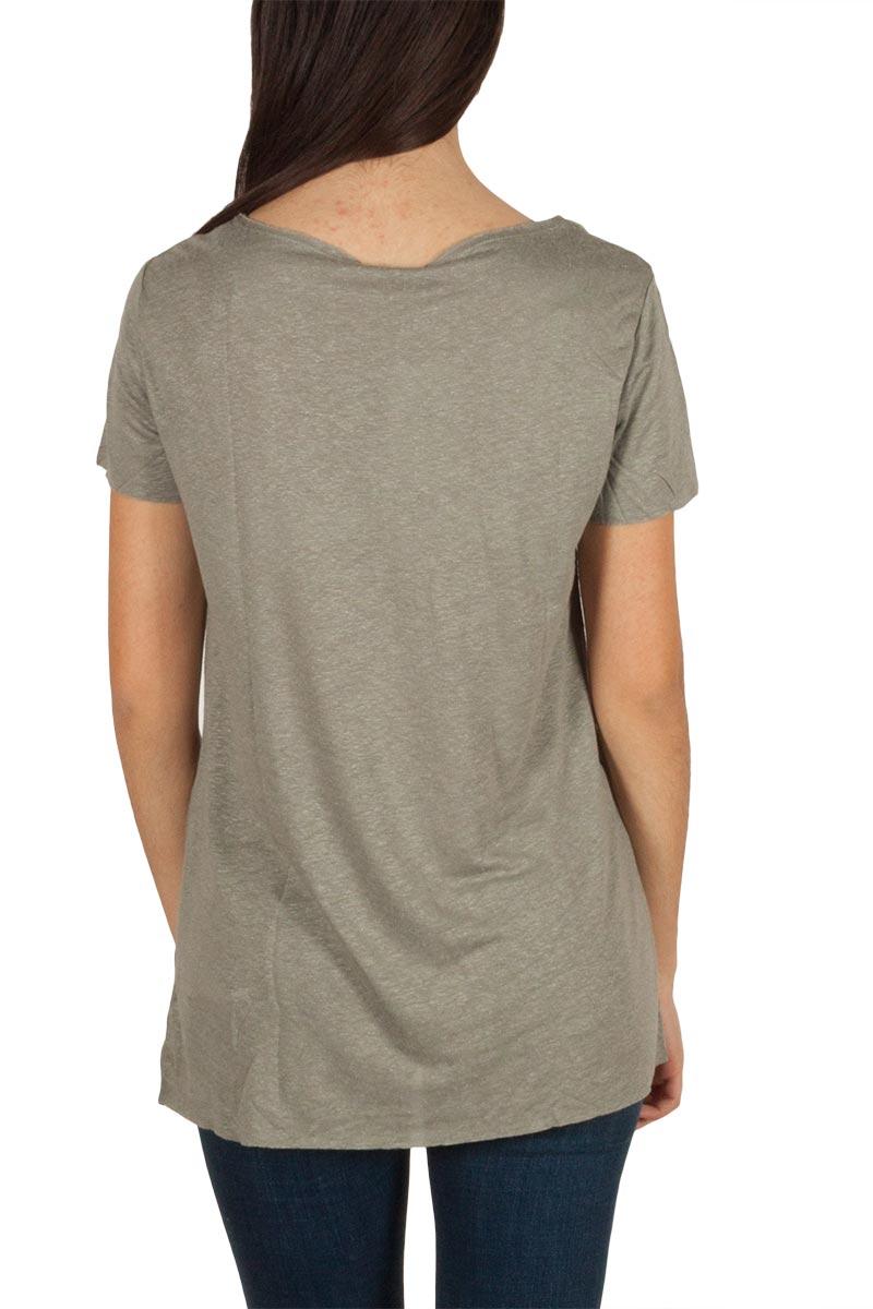LTB Sowabo women's t-shirt khaki