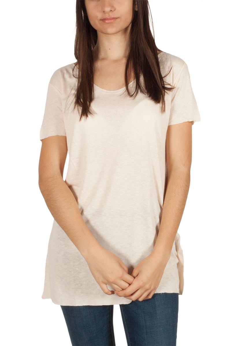 LTB Sowabo women's t-shirt ecru