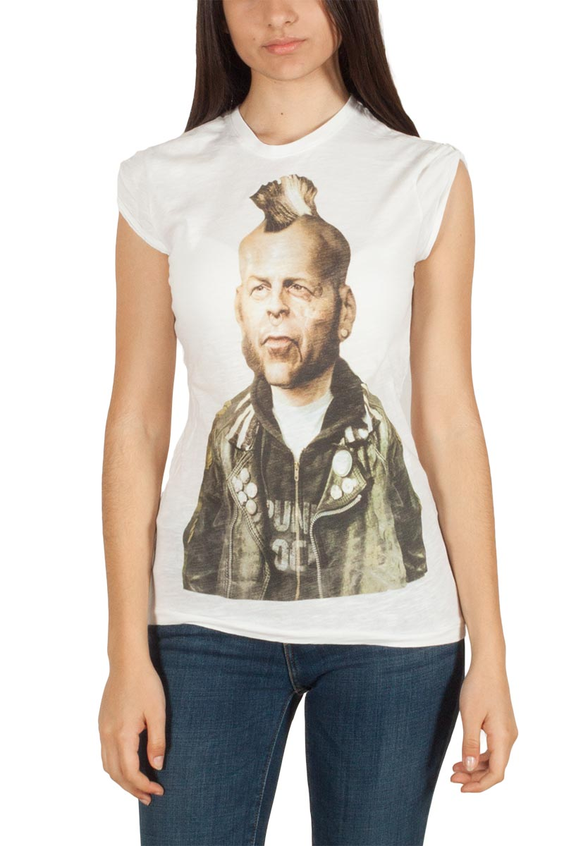 Rude is cool γυναικείο t-shirt Bruce Punk - rw-3039