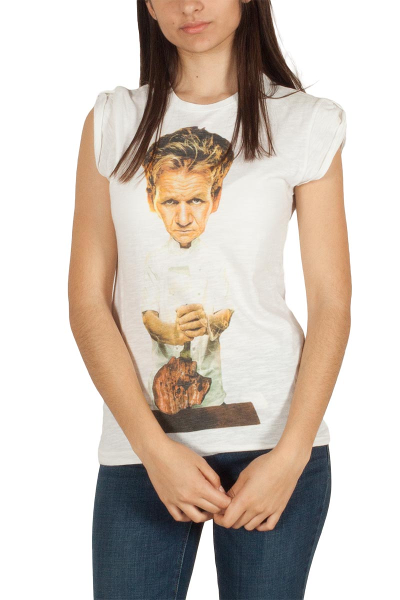 Rude is cool γυναικείο t-shirt chef - rw-931