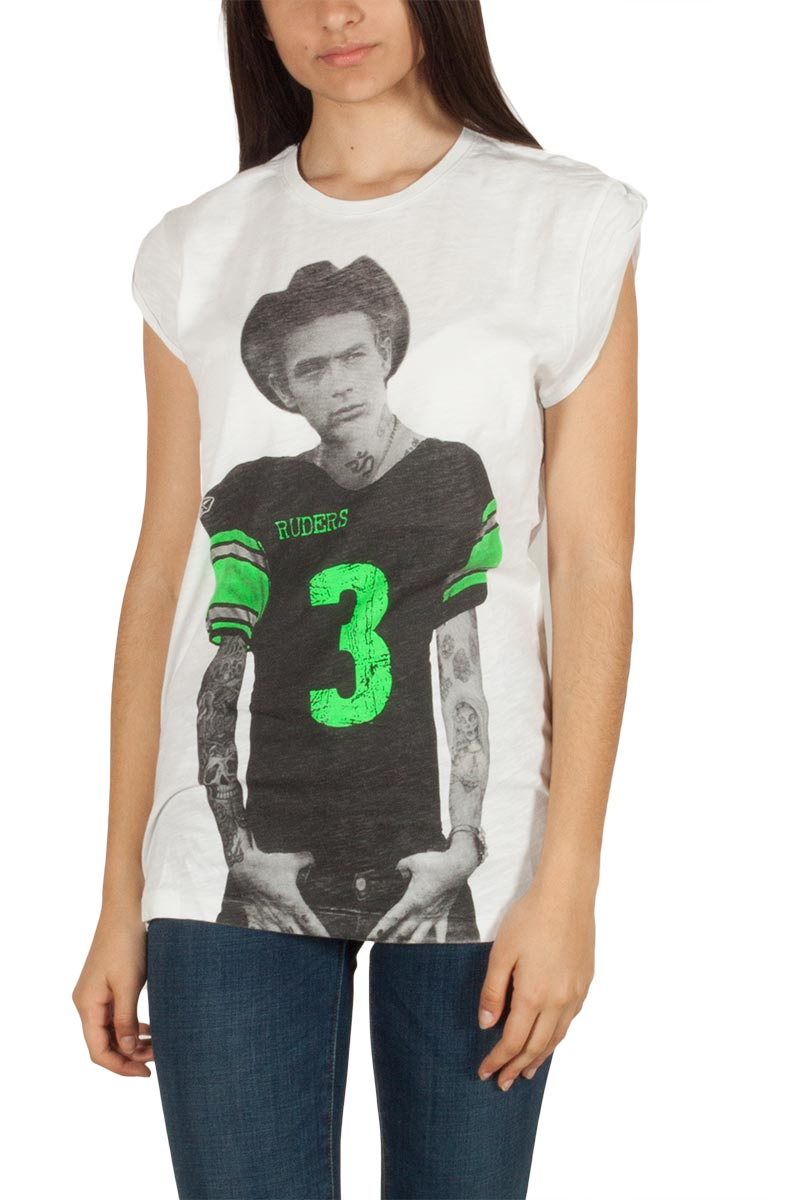Rude is cool γυναικείο t-shirt