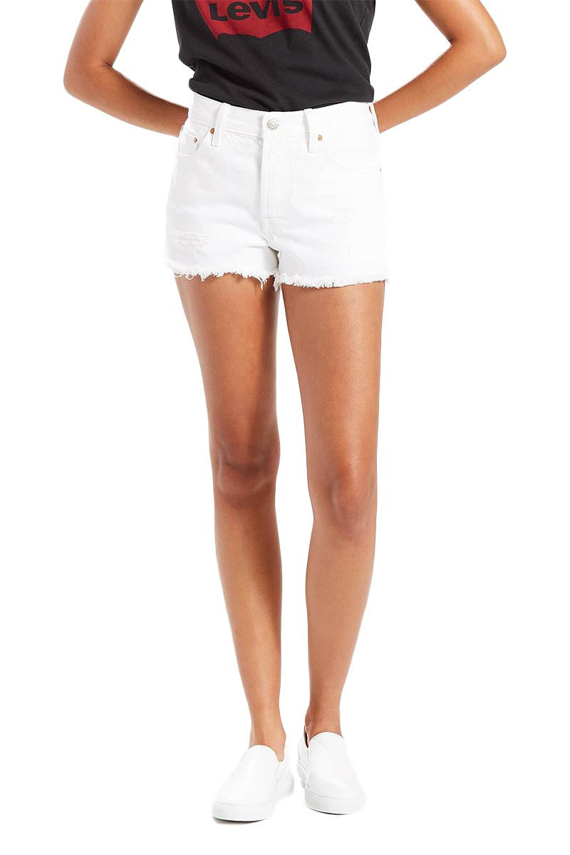 LEVI'S 501® denim shorts super sonic - 32317-0082