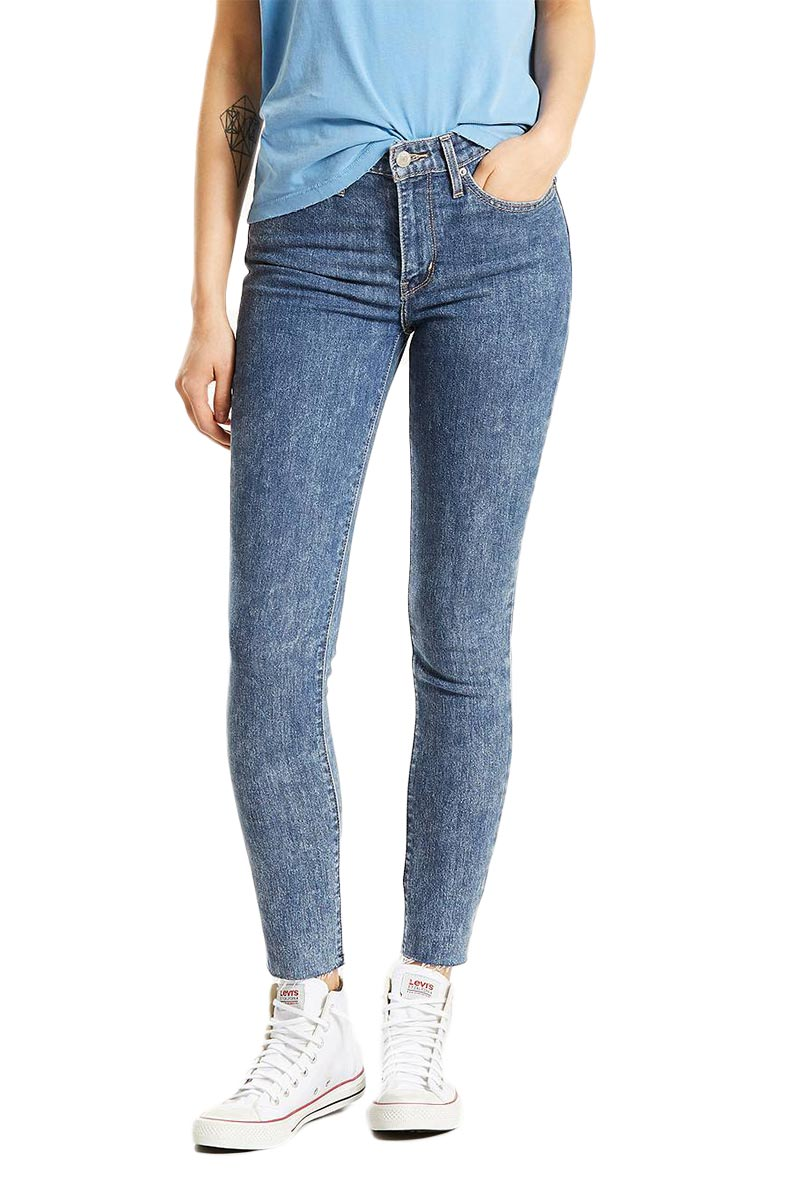 LEVI'S 721 high rise skinny jeans charged up - 18882-0092
