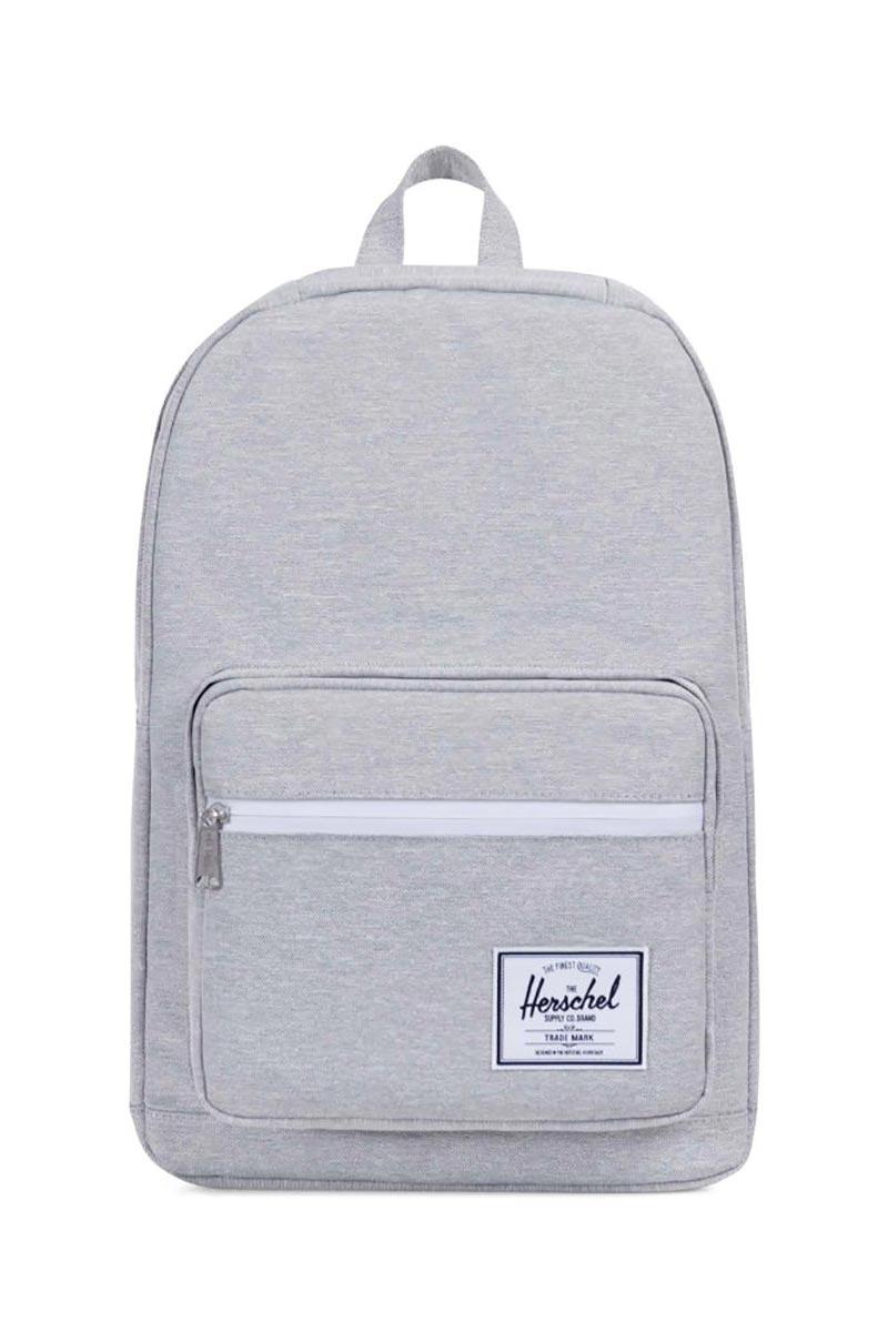 Herschel Supply Co. Pop Quiz backpack light grey crosshatch