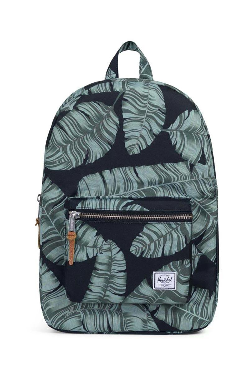 Herschel Supply Co. Settlement backpack black palm - 10005-01984-os